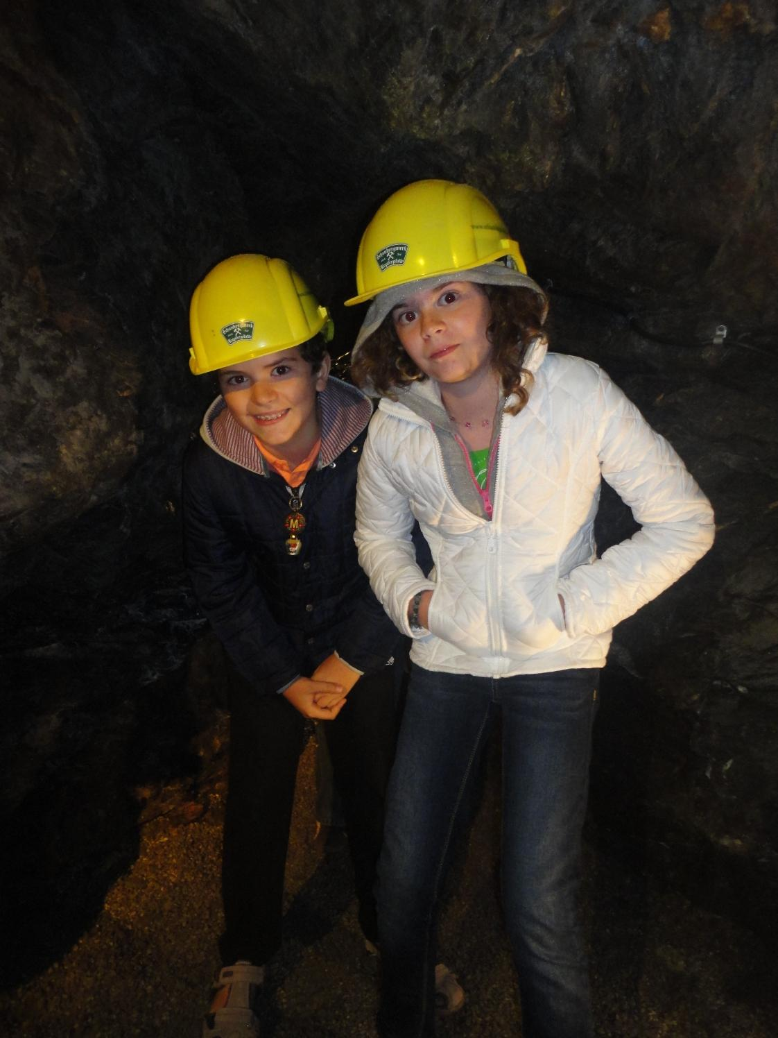 Miniera di Rame in Austria - Copper Mine