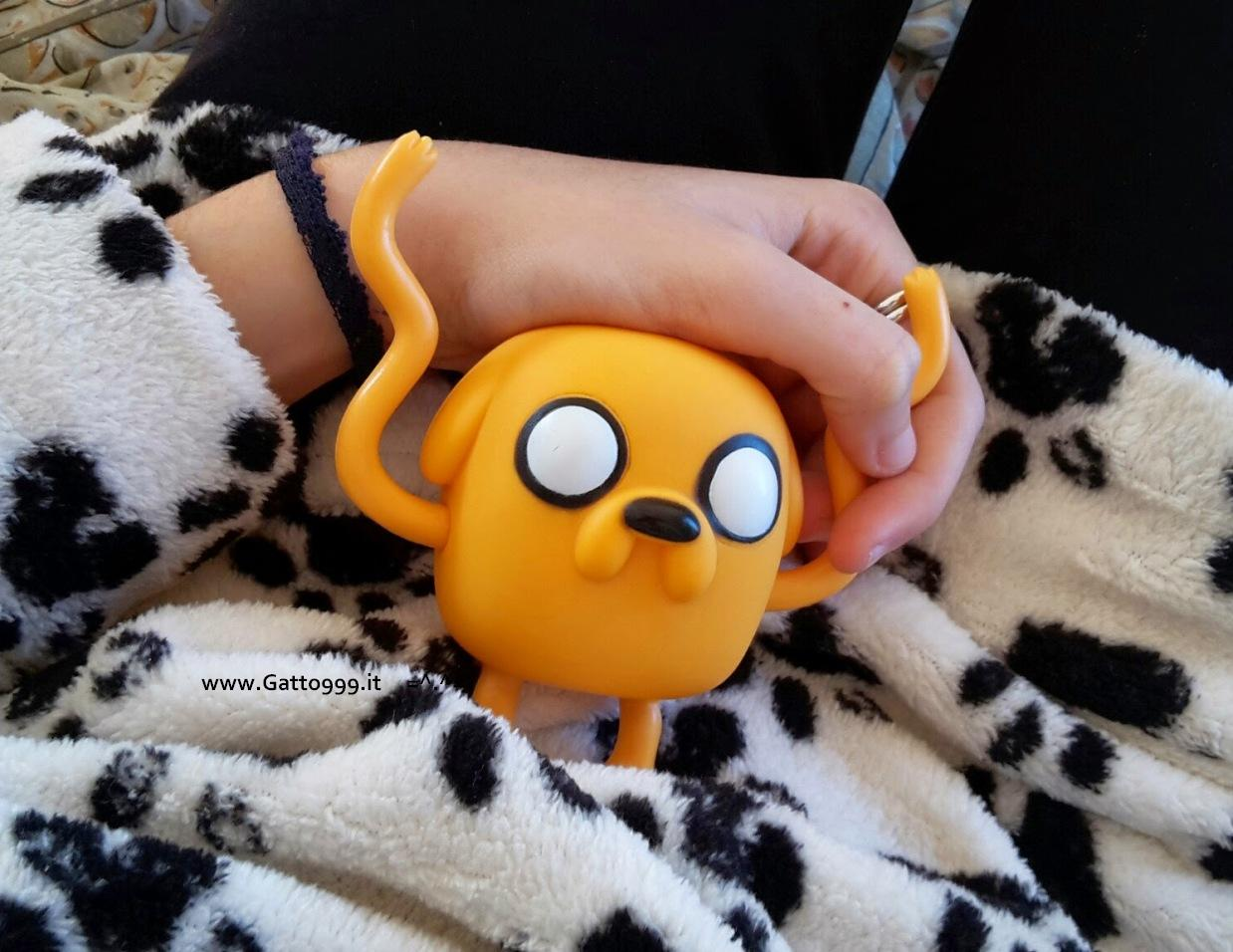 My little Friend Jake the Dog Adventure Time