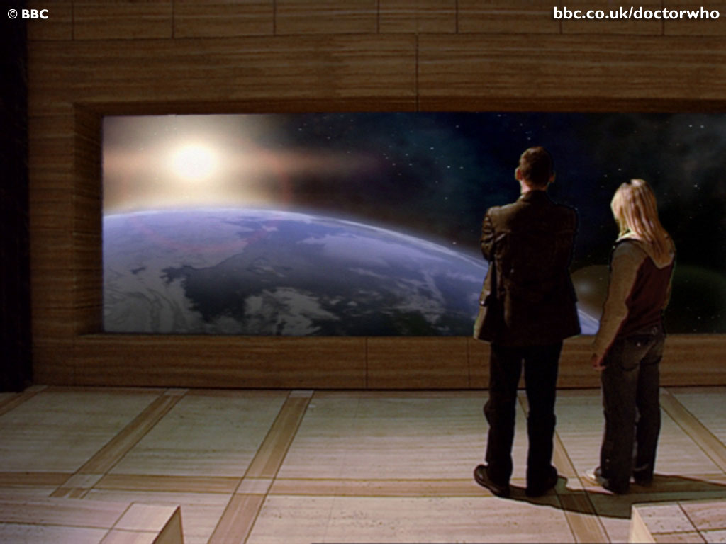 Doctor Who - 1x02 End of the World