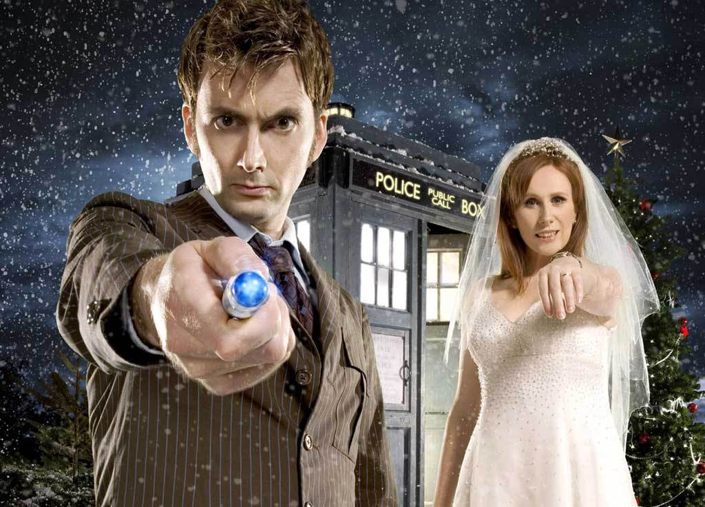 Doctor Who e Donna Noble - Speciale Natale - Runaway Bride