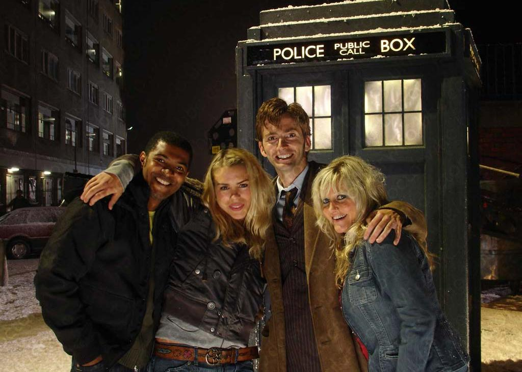 Doctor Who - Speciale Natale - A Christmas Invasion