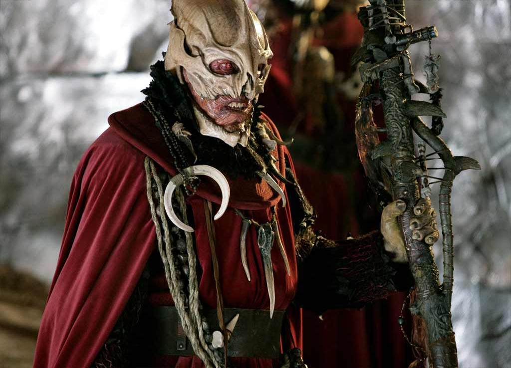 Doctor Who - Speciale Natale - A Christmas Invasion - Sycorax