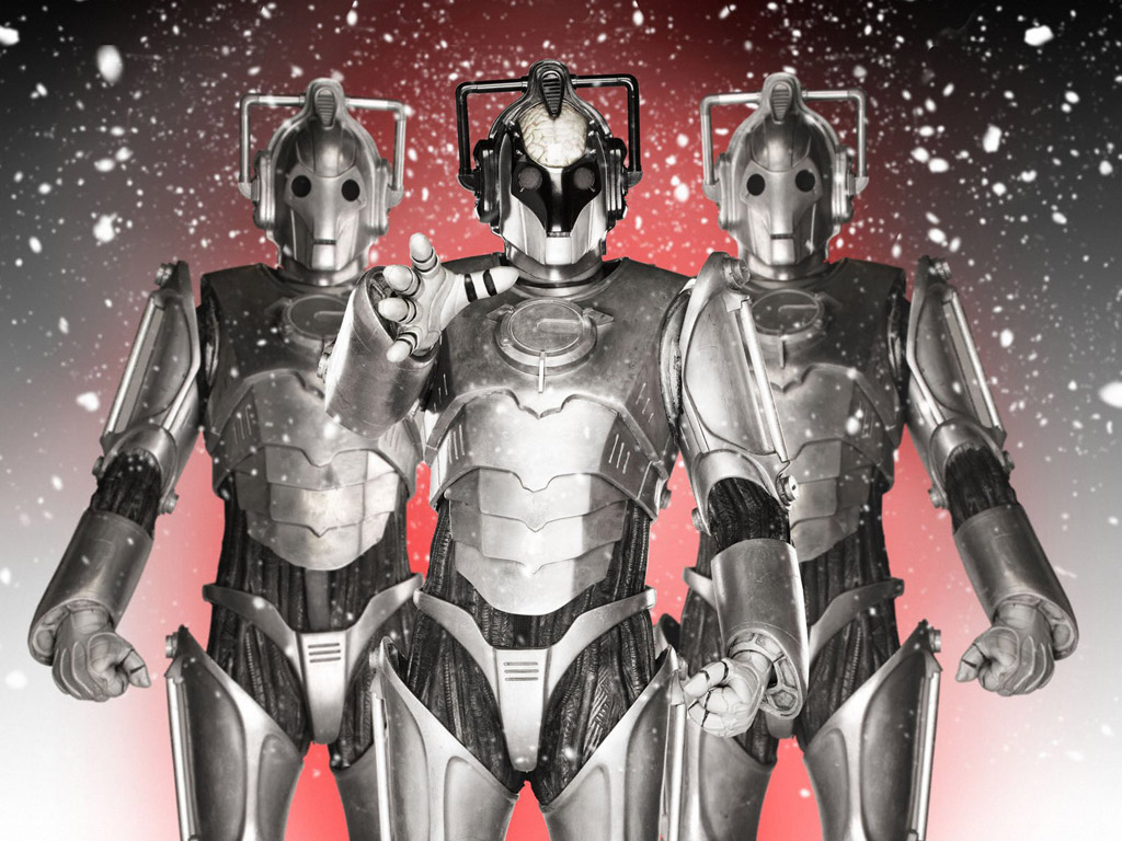 Doctor Who - Speciale Natale - The next Doctor - Cybermen