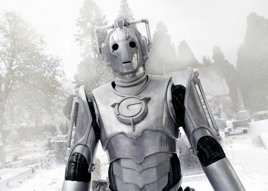 Doctor Who - Speciale Natale - The next Doctor - Cyberman