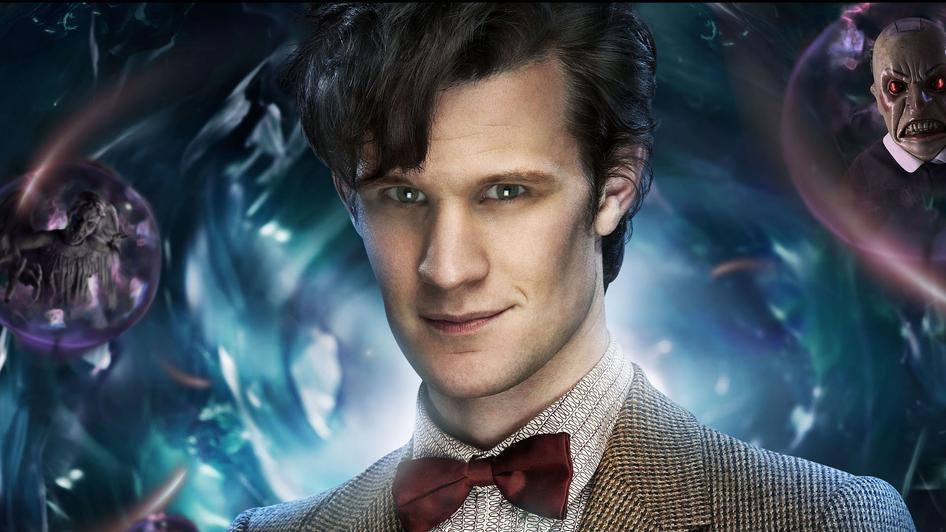 Matt Smith undicesimo Doctor Who