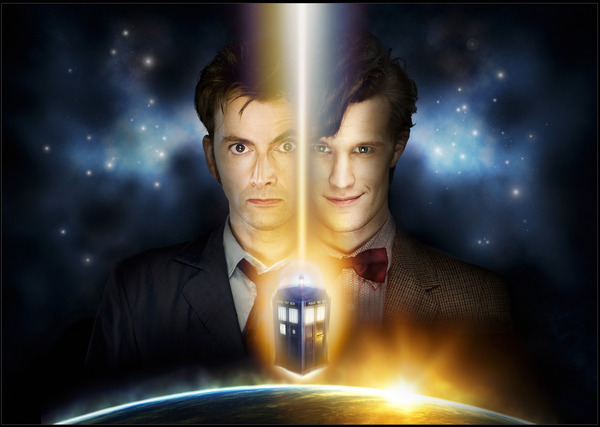 Rigenerazione dal decimo all'undicesimo Doctor Who