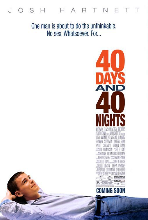 40 giorni e 40 notti - 40 Days and 40 Nights (2002)