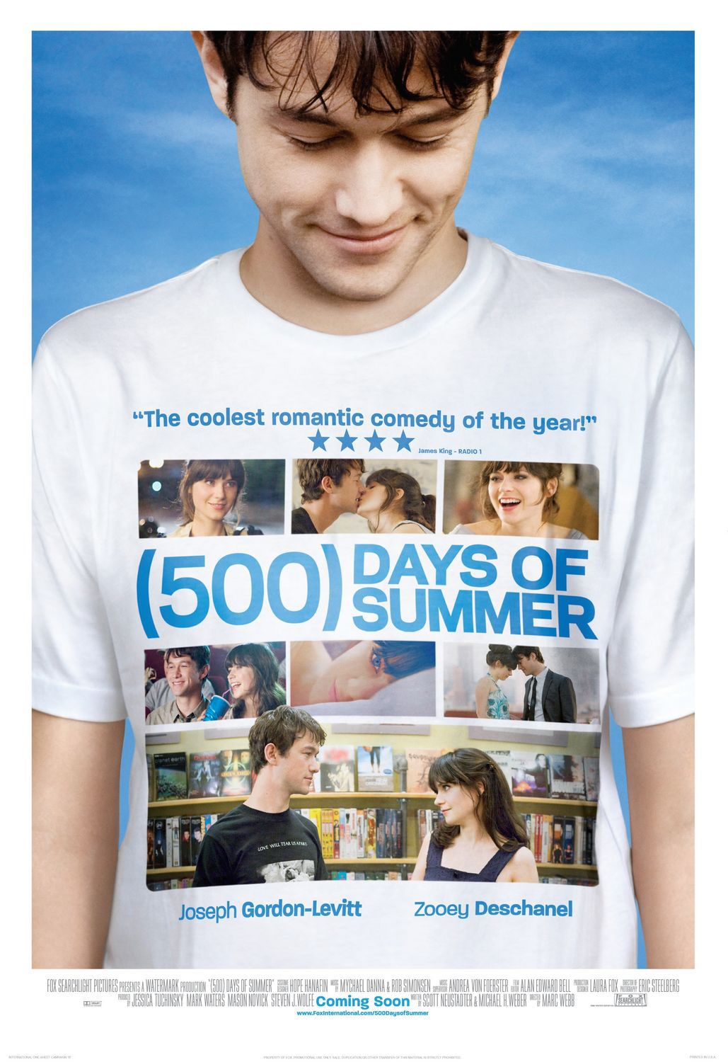 500 Days of Summer - 500 Giorni insieme (2009)