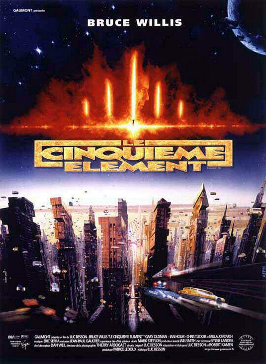 Il Quinto Elemento - The Fifth Element (1997)
