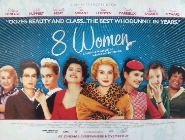 8 donne e un mistero - Eight Women