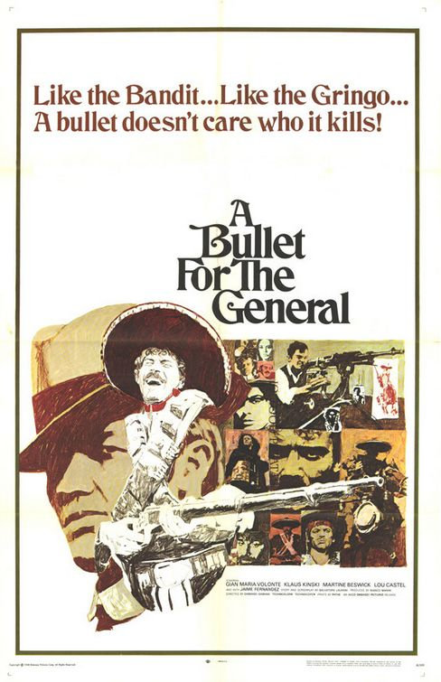 A Bullet for the General - Una Pallottola per il Generale (1968)