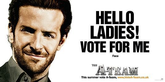 Face - Hello Ladies! Vote for Me