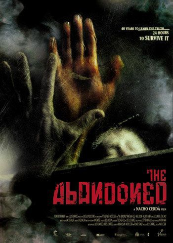 Abandoned (2007) - horror film poster