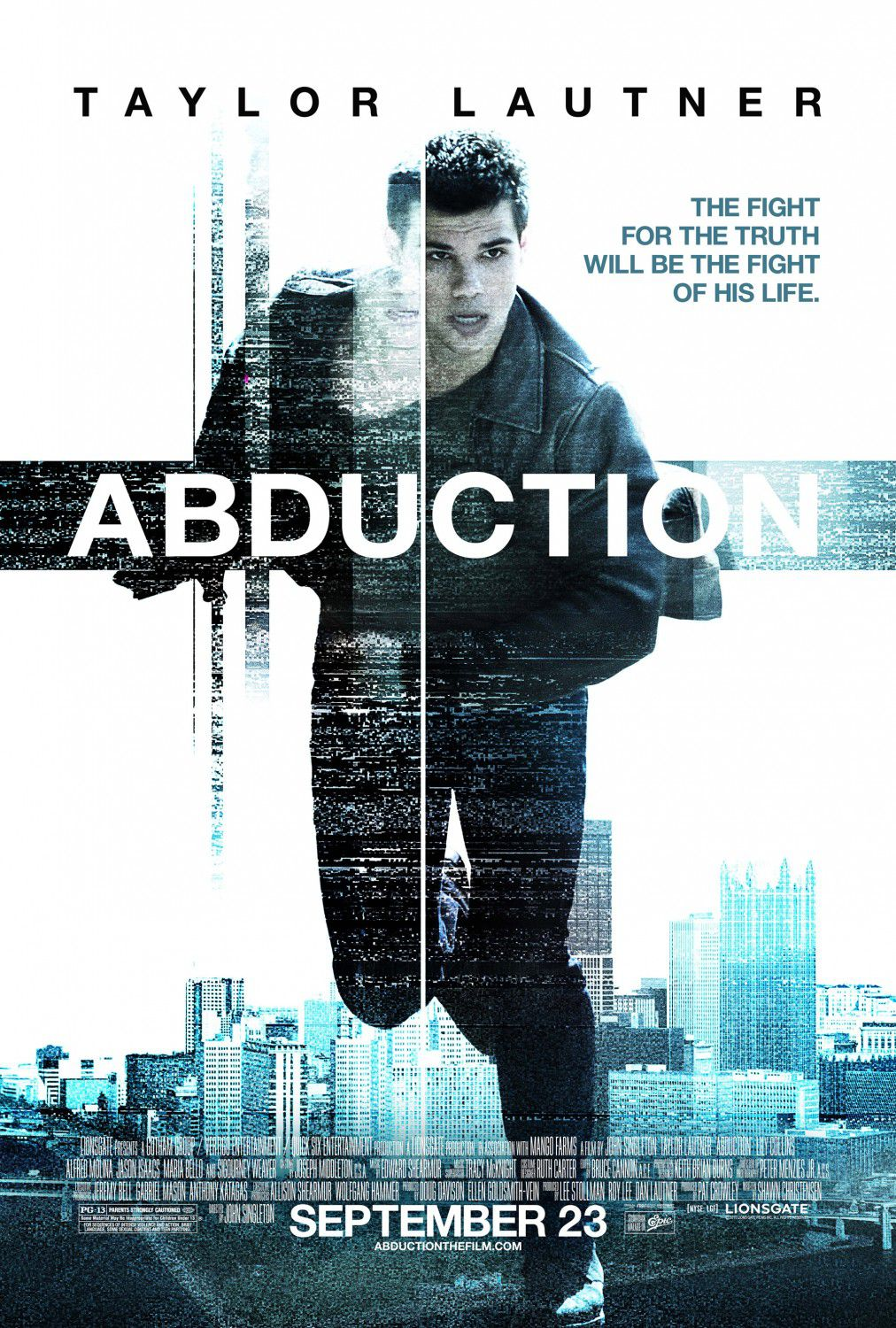 Abduction (2011) - film poster