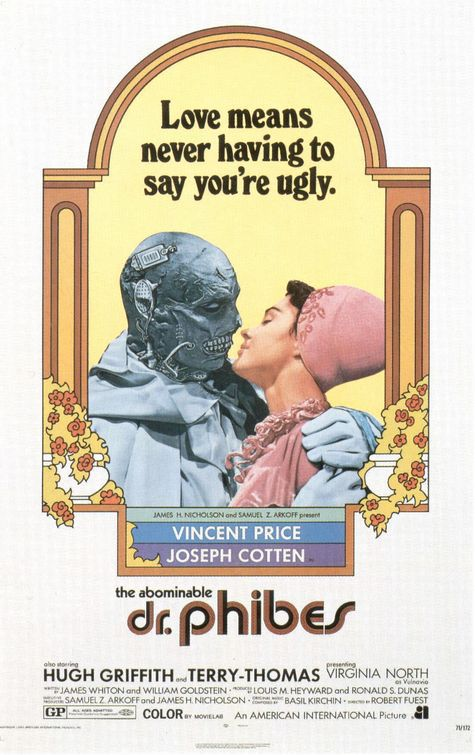Abominable Dr Phibes (1971)