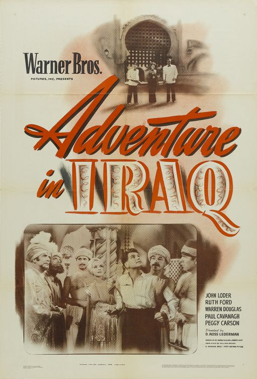 Adventure in Iraq (1943)