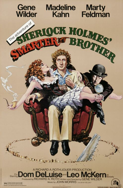 Adventure of Sherlock Holmes Smarter Brother (1975)