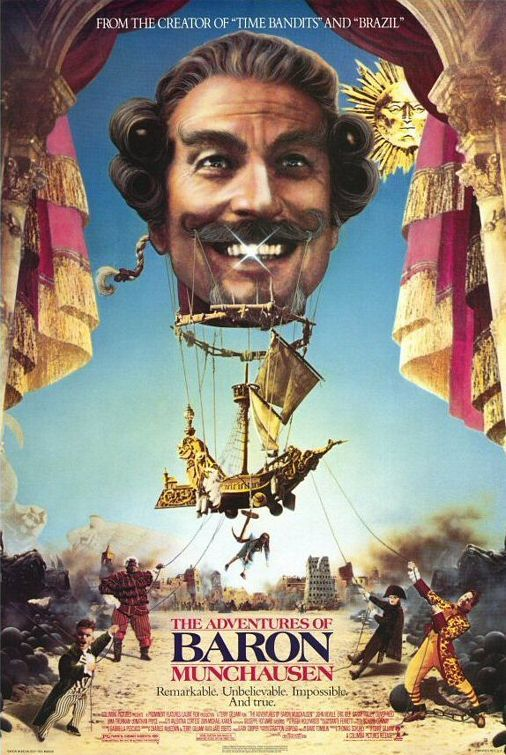 Adventures of Baron Munchausen (1989)