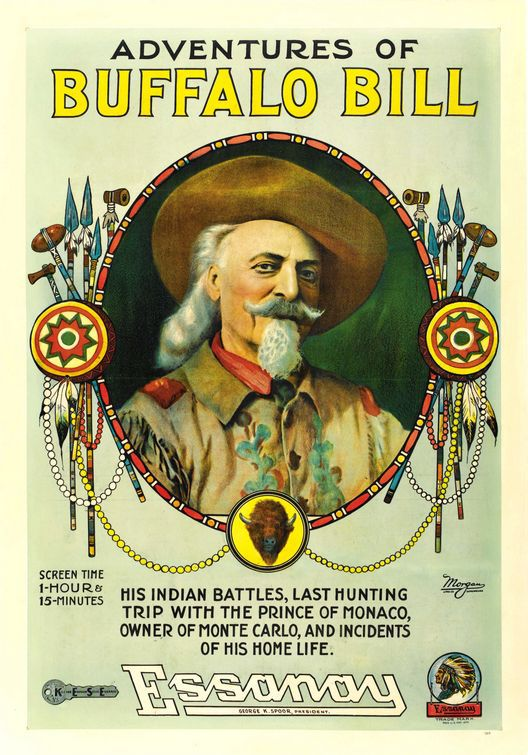 Adventures of Buffalo Bill (1917)