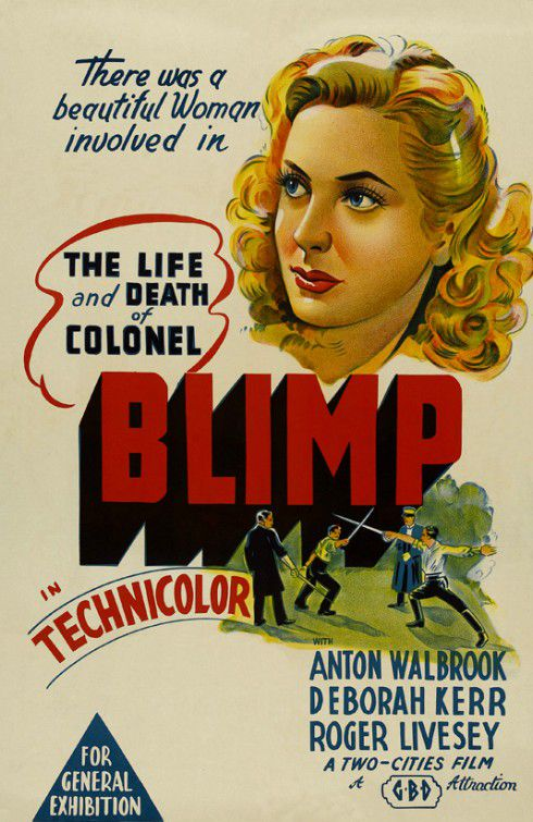 Adventures of Colonel Blimp (1943)