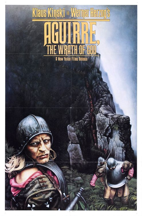 Aguirre Wrath of God (1972)