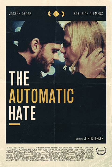 Automatic Hate - film poster 2016