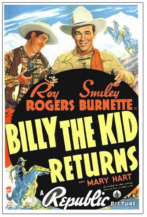 Billy the Kid Returns (1938)