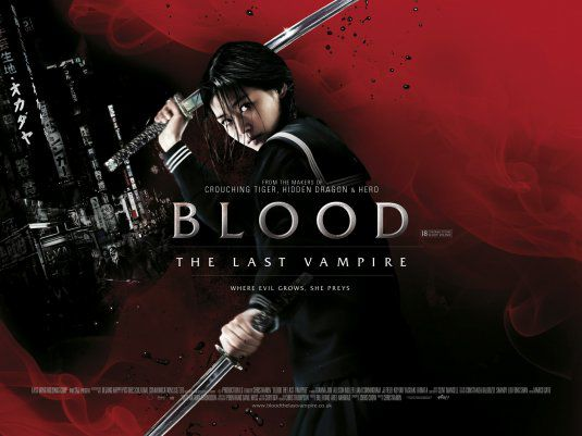 Blood the Last Vampire (2009)