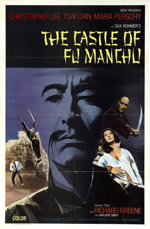 Castle of Fu Manchu (1972)