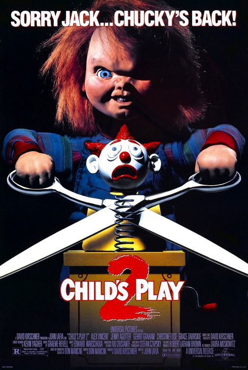 Child's Play 2 - La bambola assassina 2 (1990)