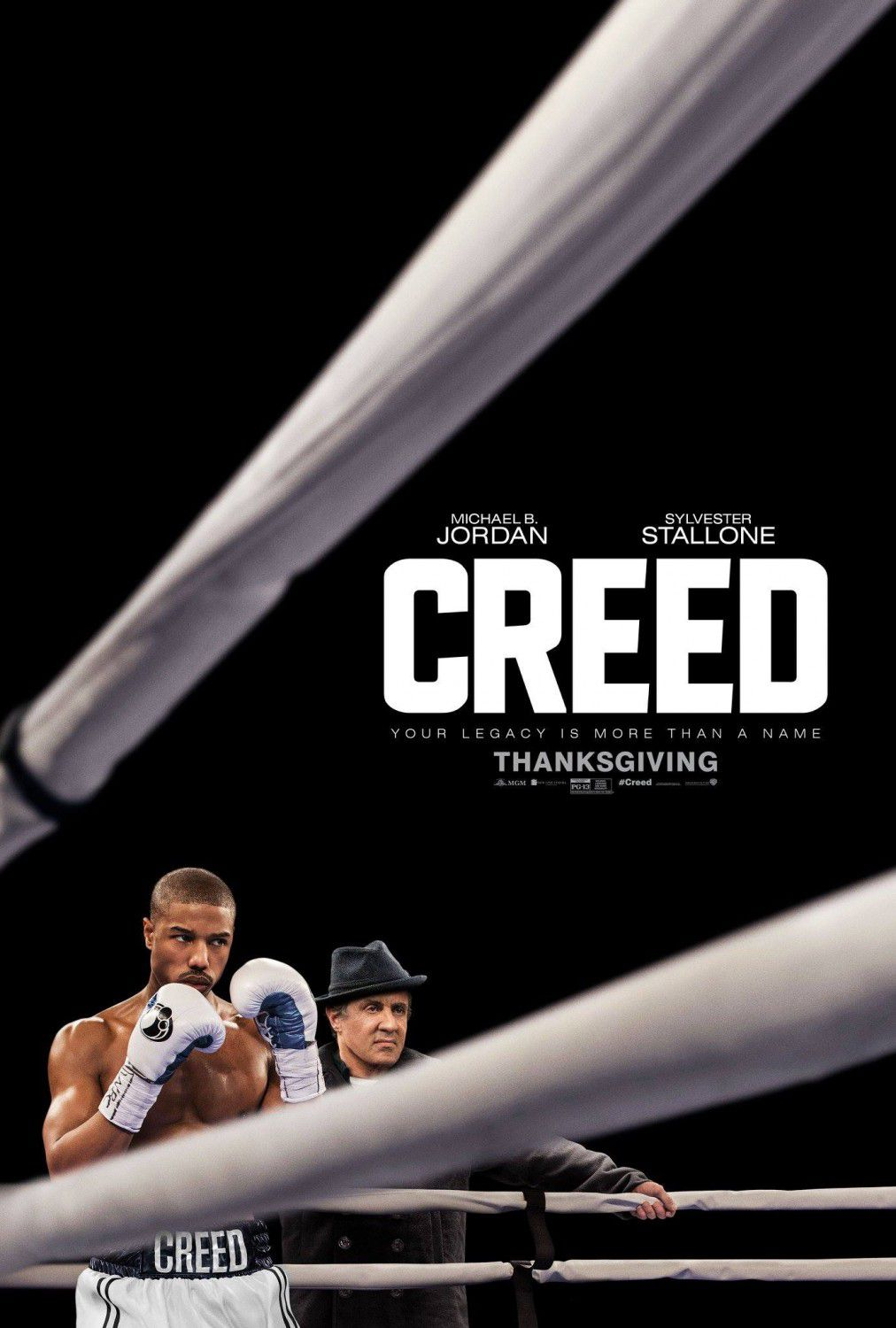 Creed film poster ring
