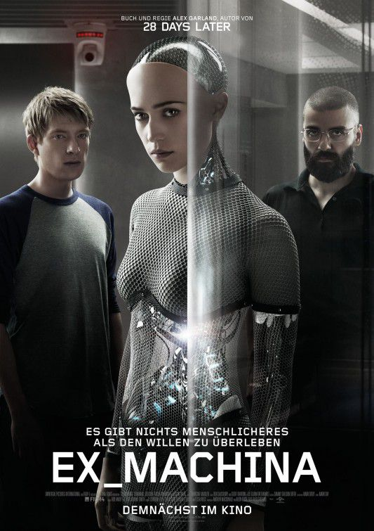 Ex-Machina (2014)