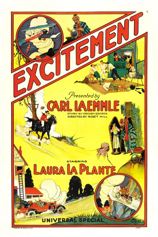 Excitement (1924)