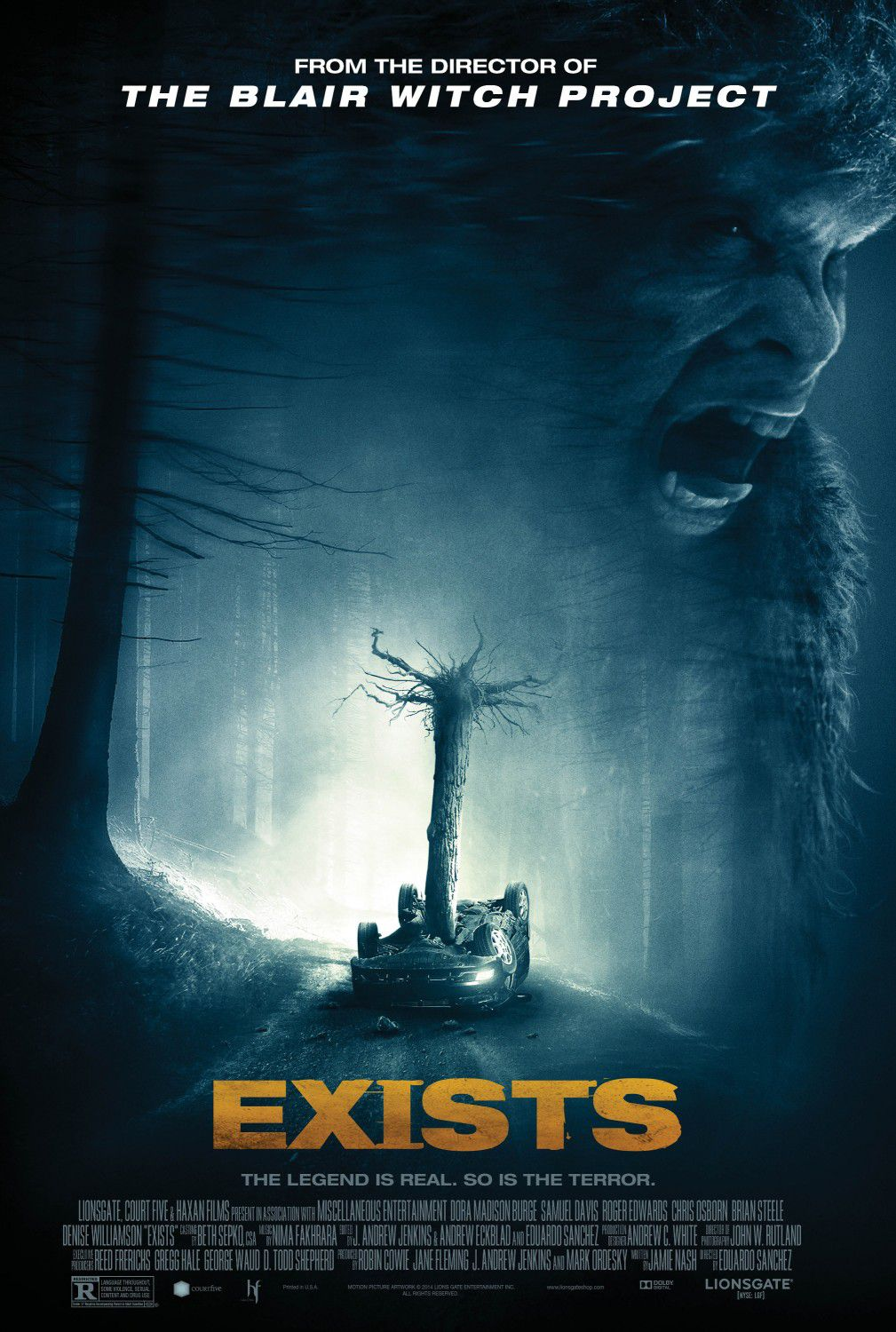 Exists - film poster