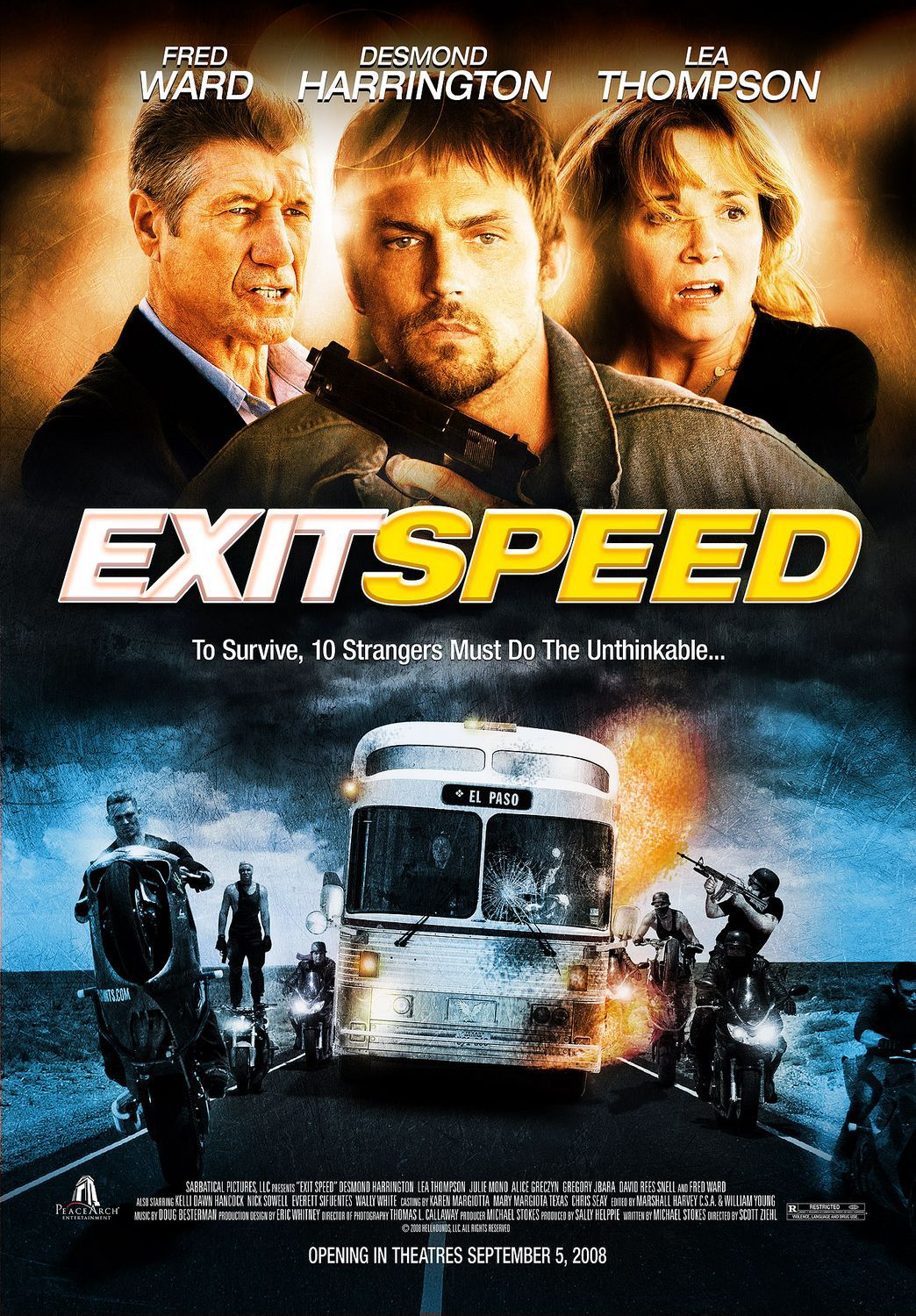 Exit Speed - film poster