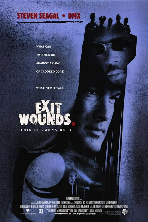 Exit Wounds - film poster