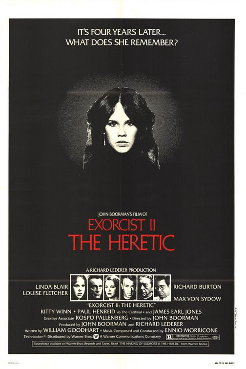Exorcist II the Heretic (1977)