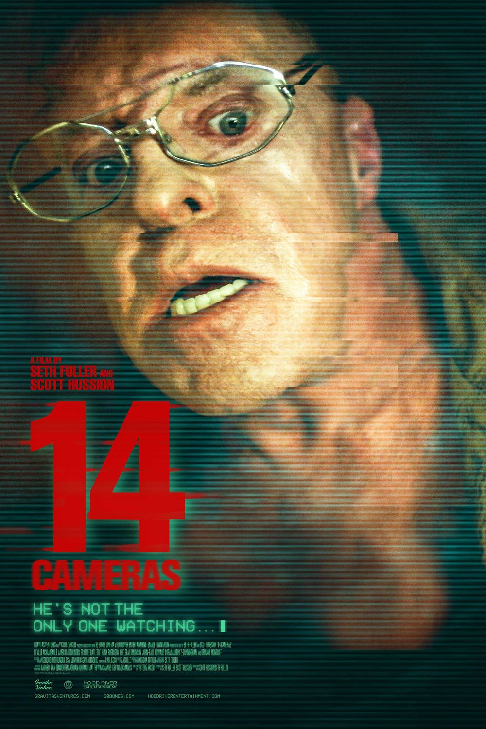 14 Cameras - fourteen 2018 film poster