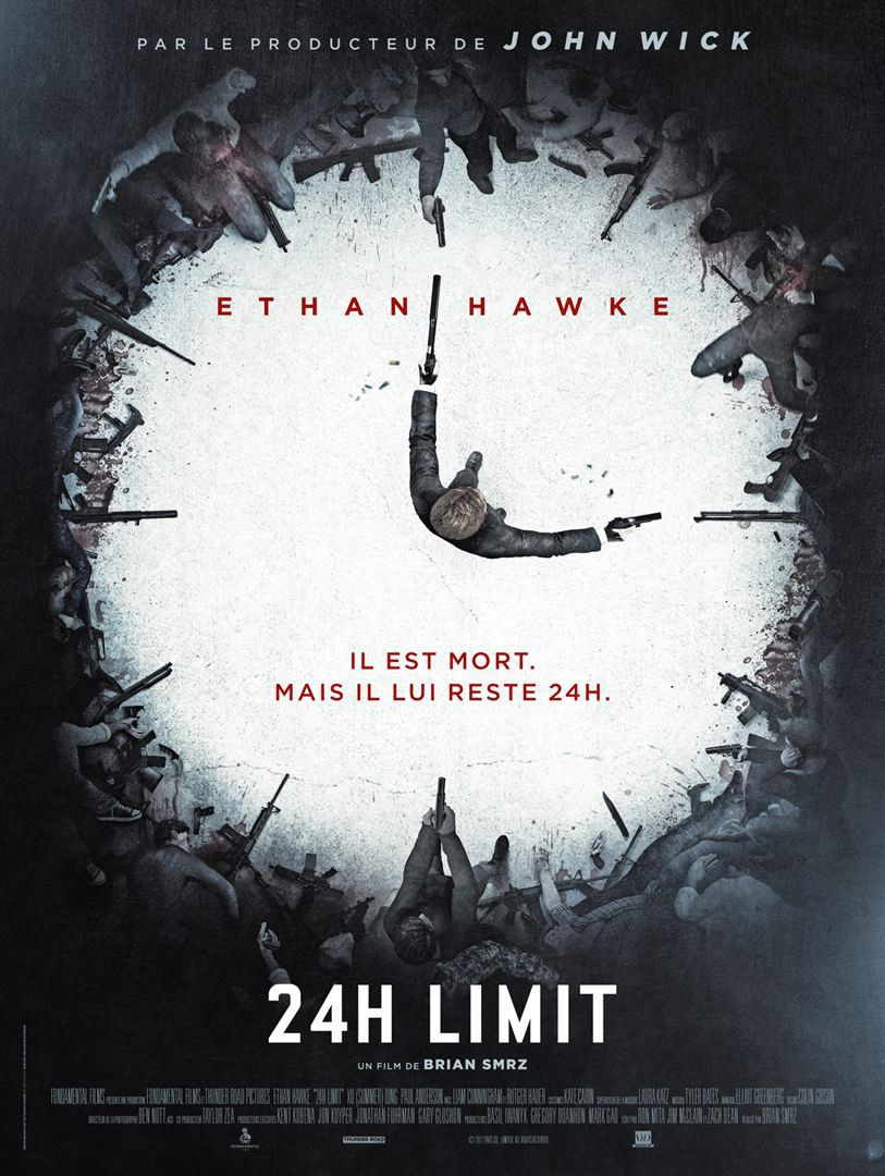 24 Hours to Live by Brian Smrz - film poster