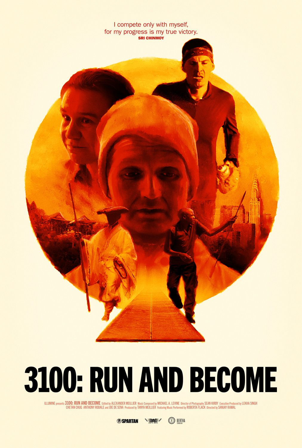 3100, Run and Become (2018)