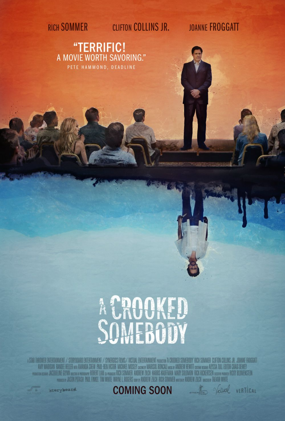 A Crooked Somebody (2018) - film poster