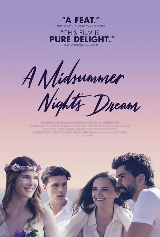 A Midsummer Nights Dream (2018)