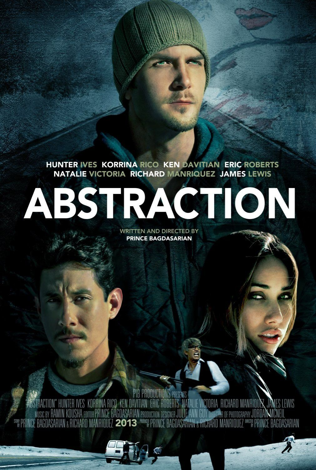 Abstraction - film poster
