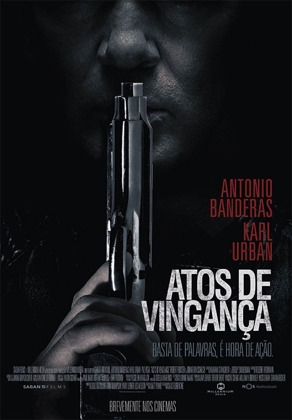 Acts of Vengeance Antonio Banderas
