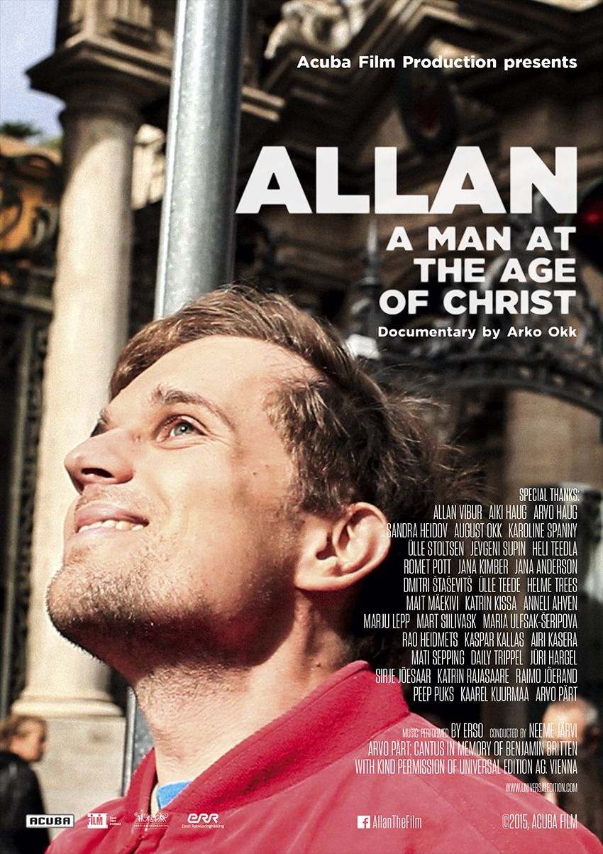 Allan a Man at the Age of Christ - film poster