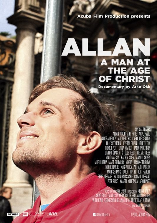 Allan a Man at the Age of Christ