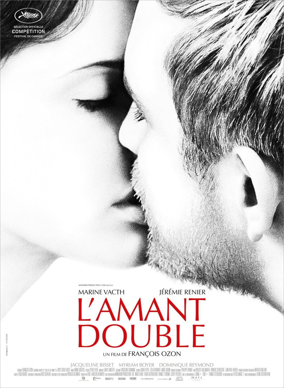 Amant Double - Double Lover by Francois Ozon - film poster