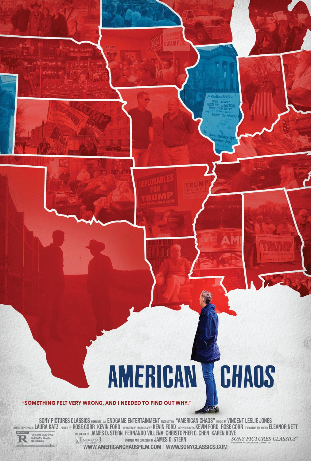American Chaos (2018) - film poster