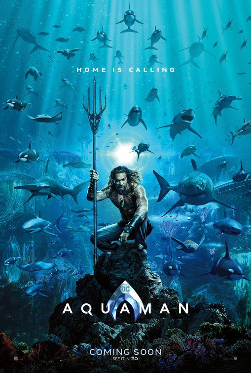 Aquaman (2018) ... live action