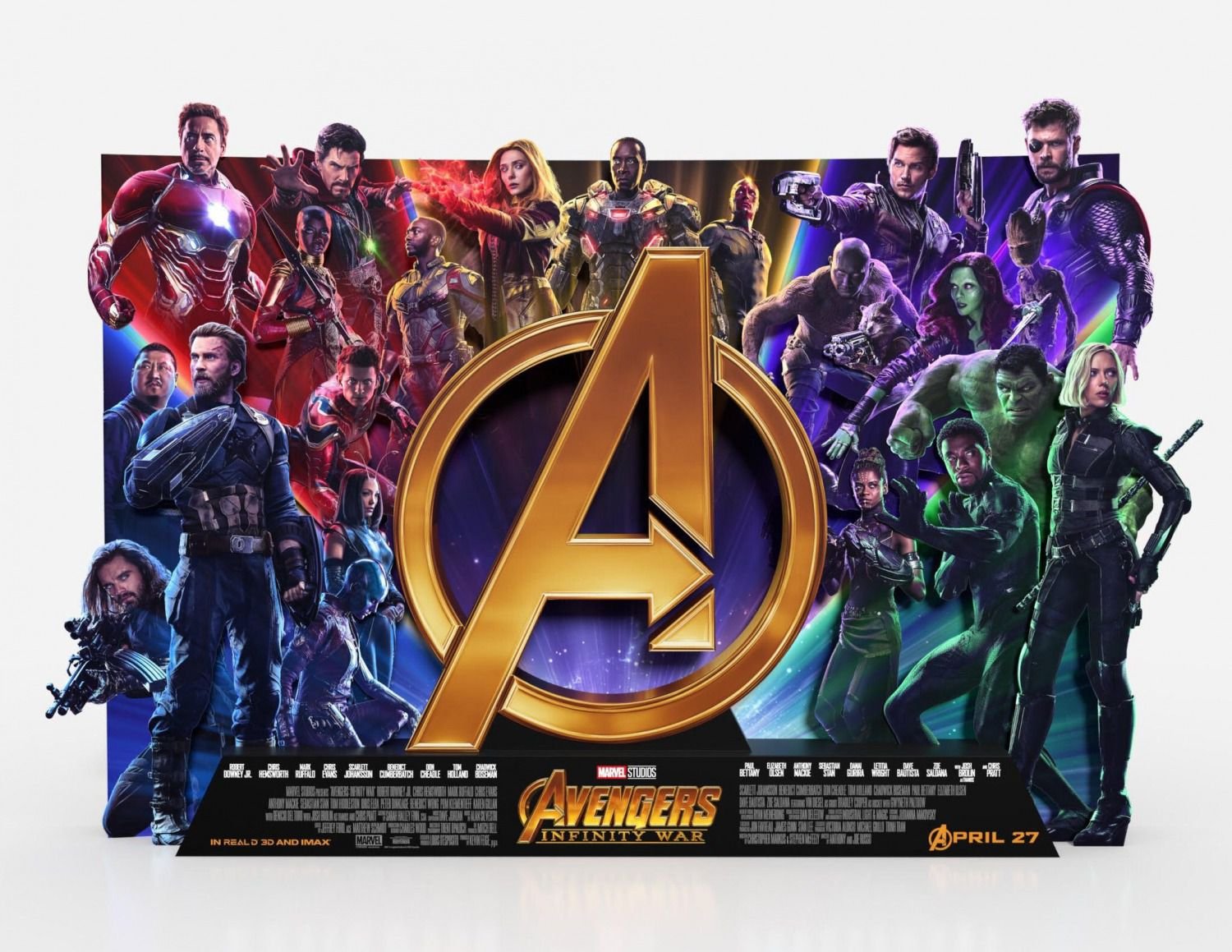 Avengers Infinity War wallpaper